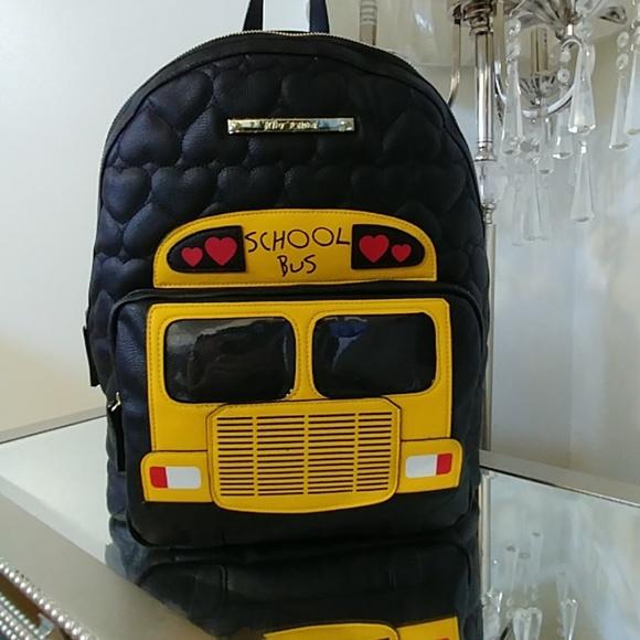 Betsey Johnson Handbags - ❤ NWT Betsey Johnson Backpack